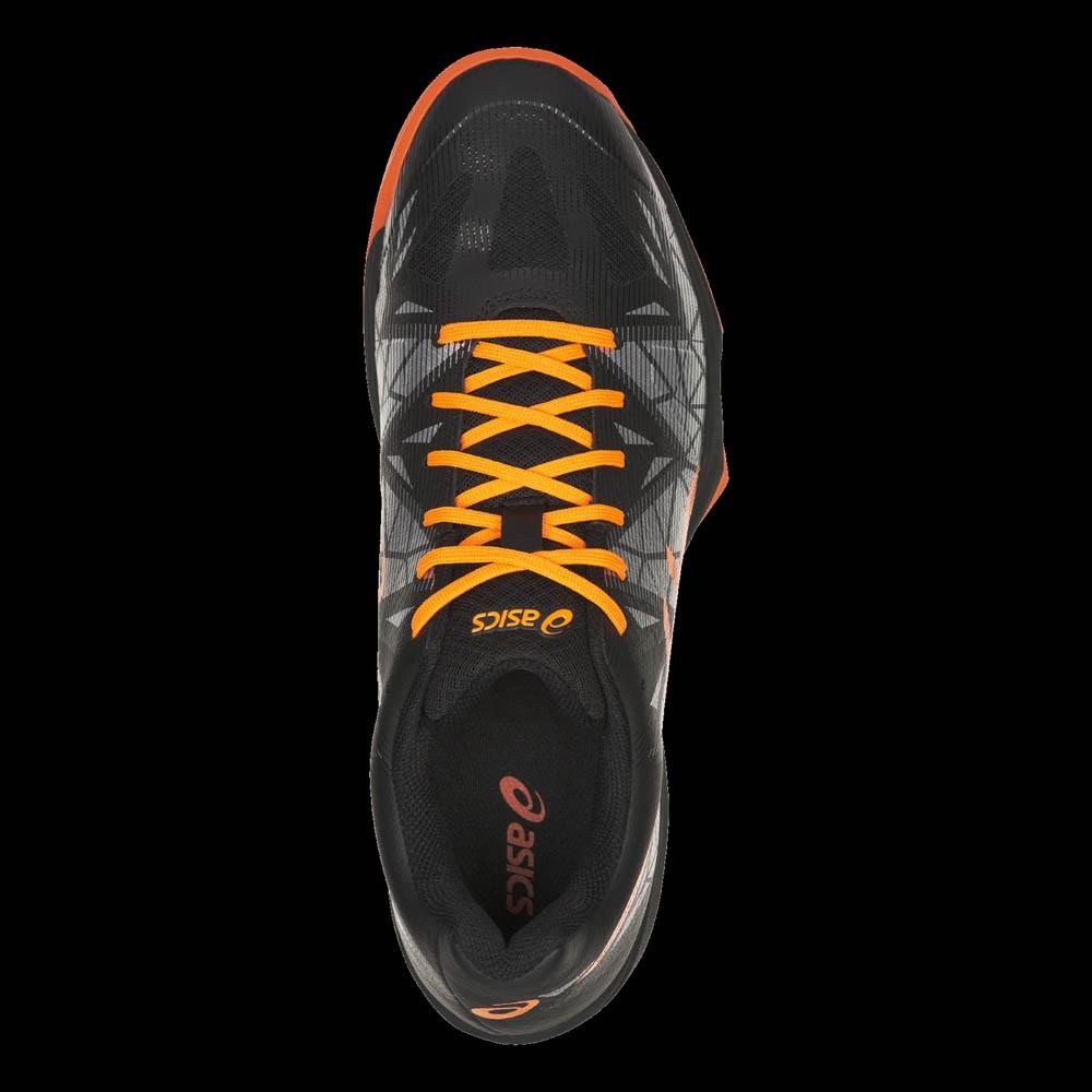 asics GEL FASTBALL 3 Men black/orange