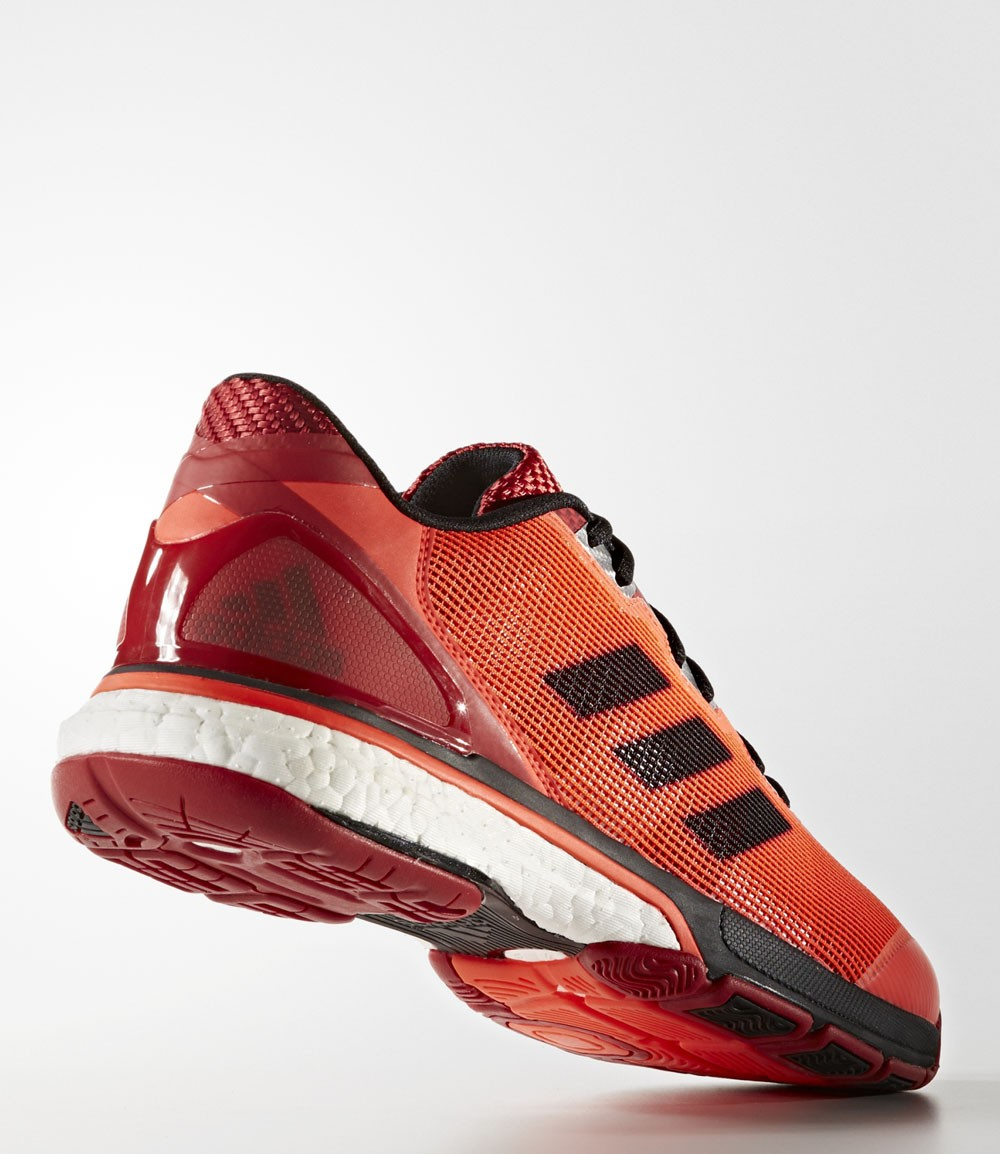 Adidas Stabil Boost II Men solar red/black