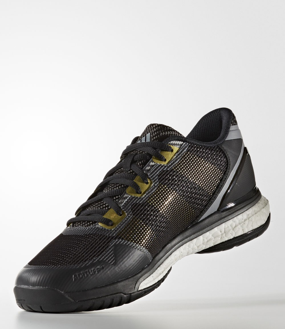 Adidas Stabil Boost II Men black/silver foil