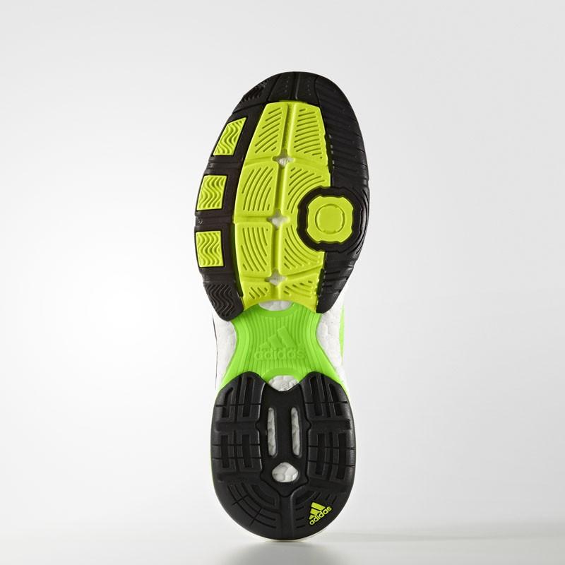 Adidas Stabil Boost II Men solar green/black