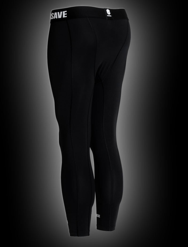 Blindsave Compression Tights black