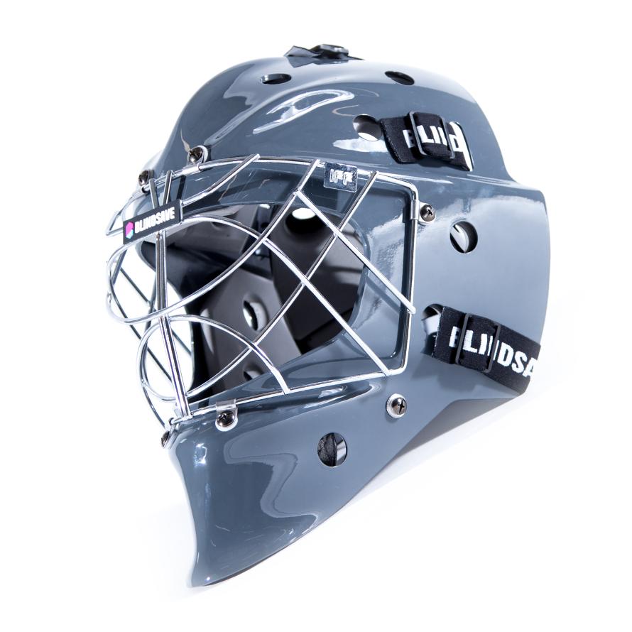 Blindsave Goalie Mask grey