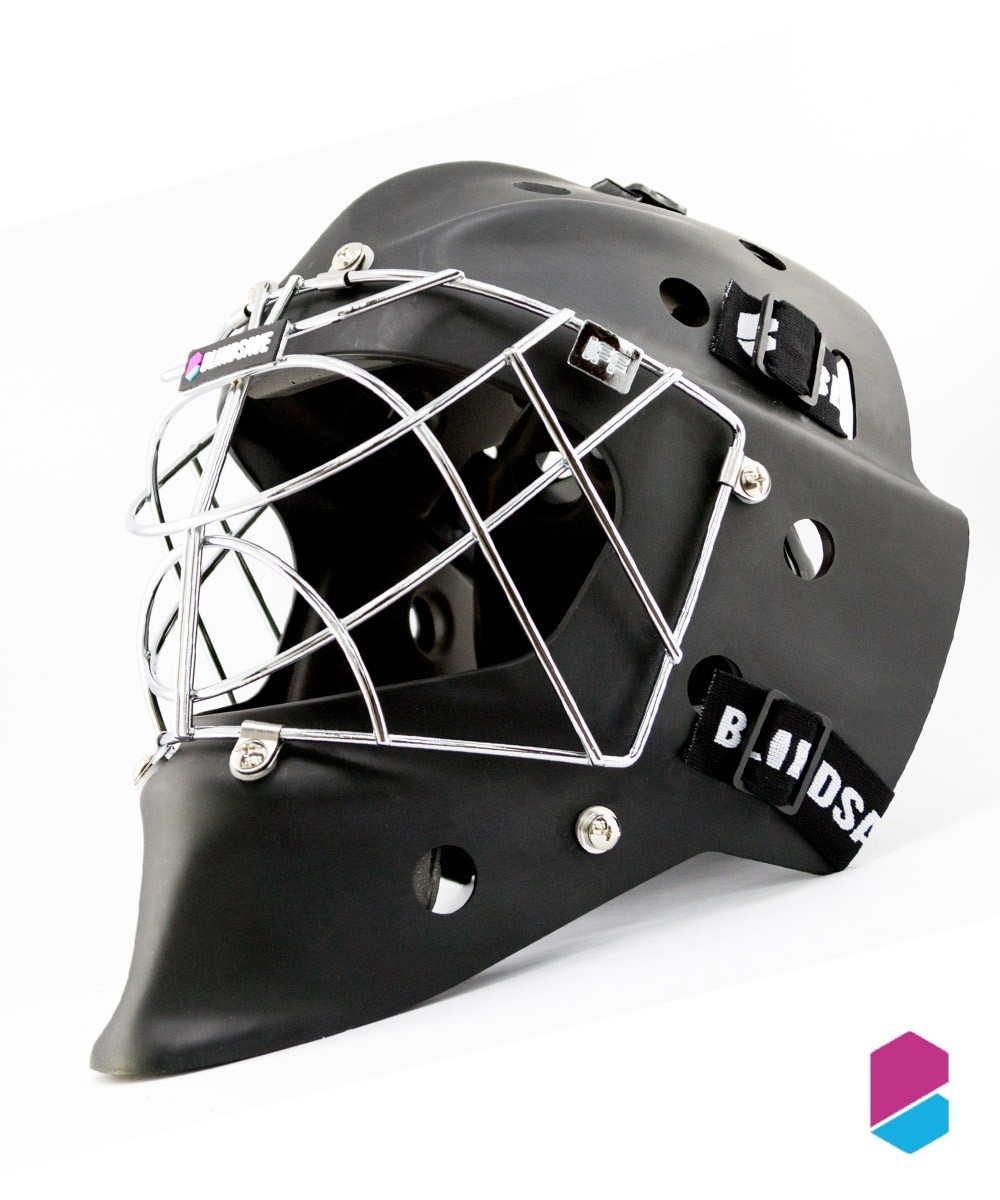 Blindsave Goalie Mask black matt