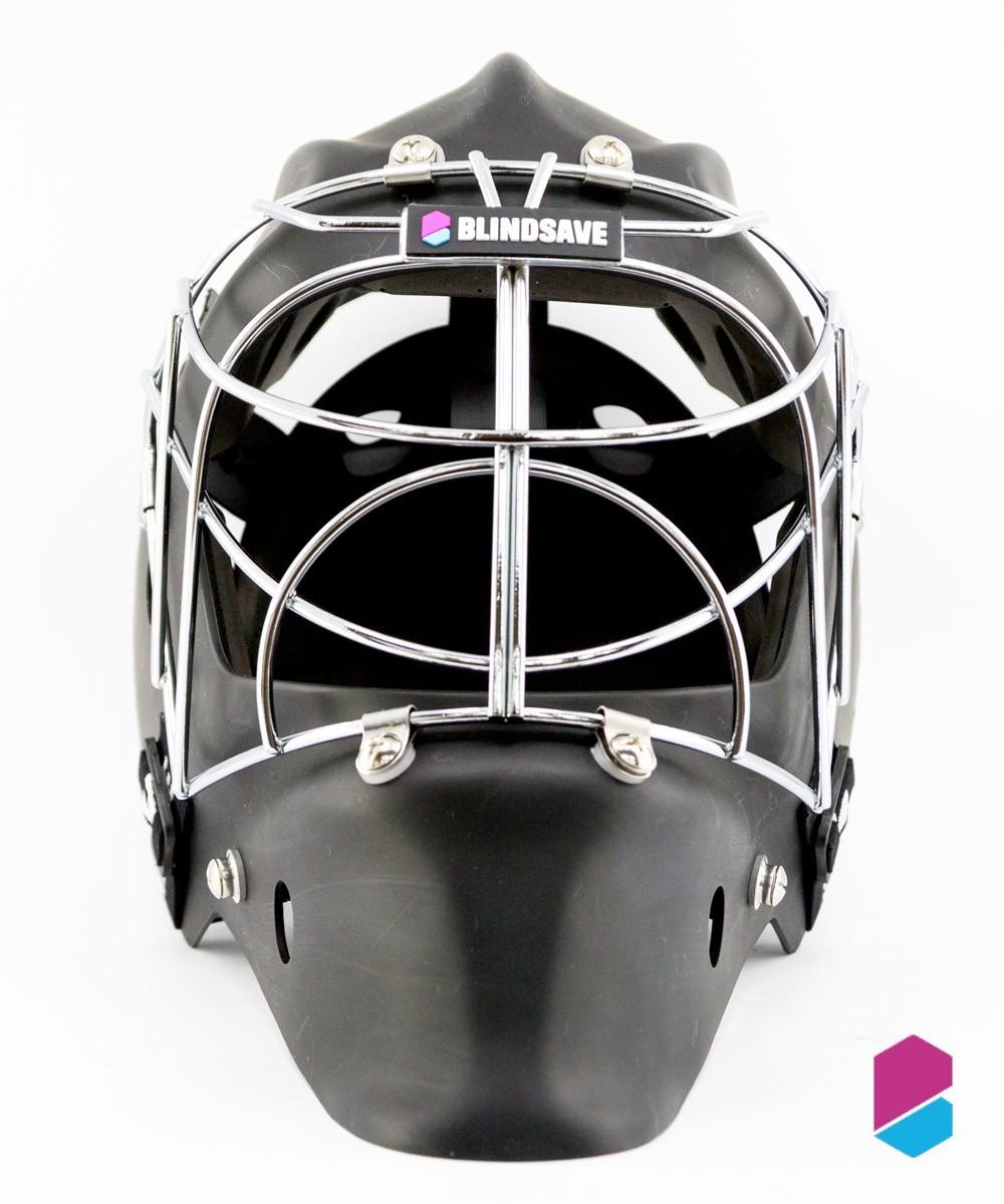 Blindsave Goalie Mask black matt