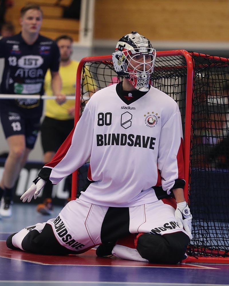 Blindsave Goalieset Viktor Klinsten LIMITED EDITION