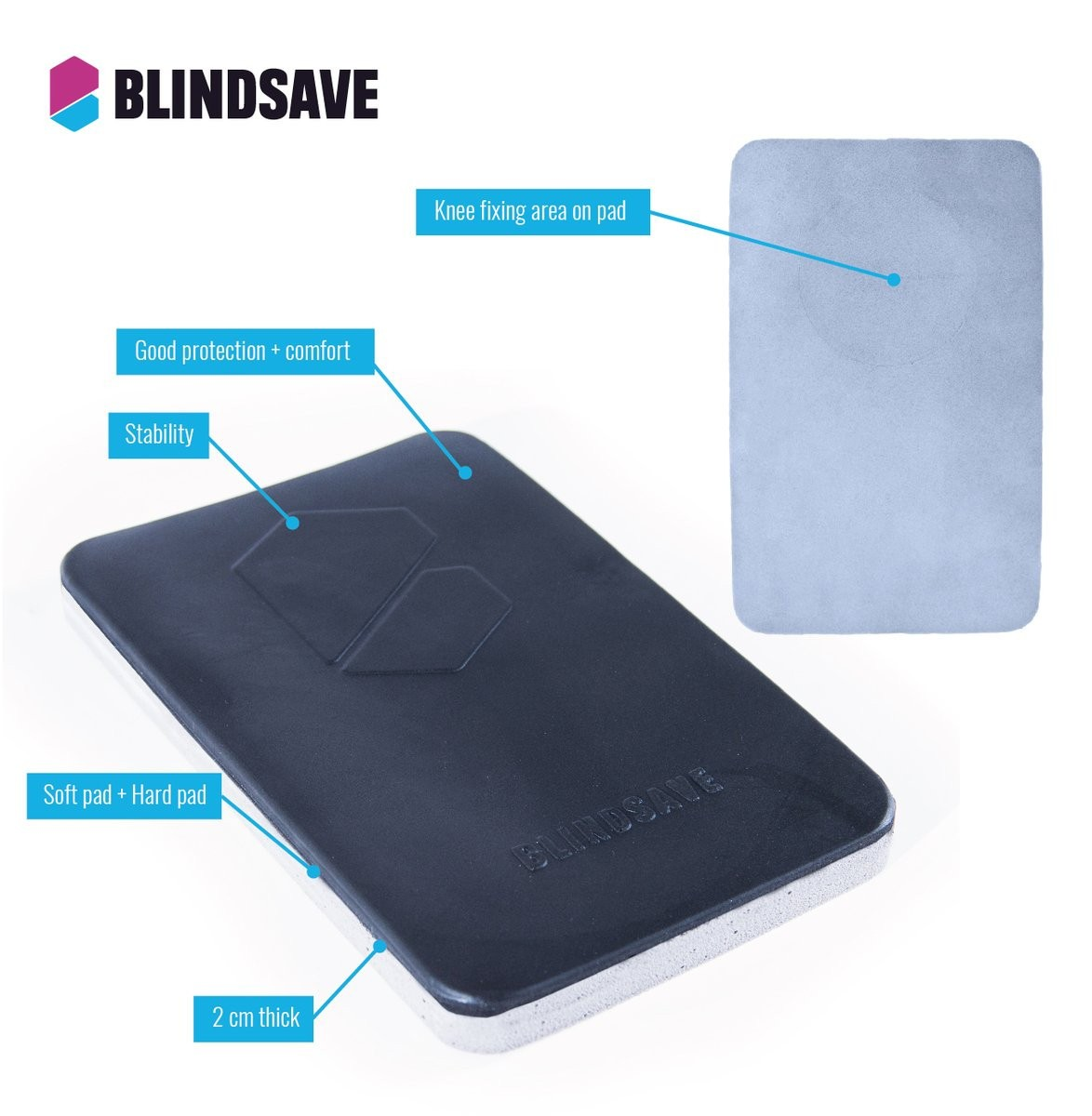 Blindsave Replacement Padding Mix