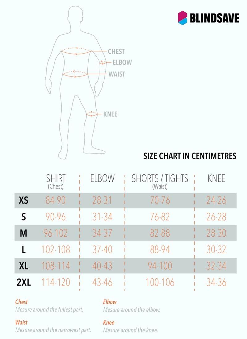 Blindsave Goalie Shorts (mit Tiefschutz)