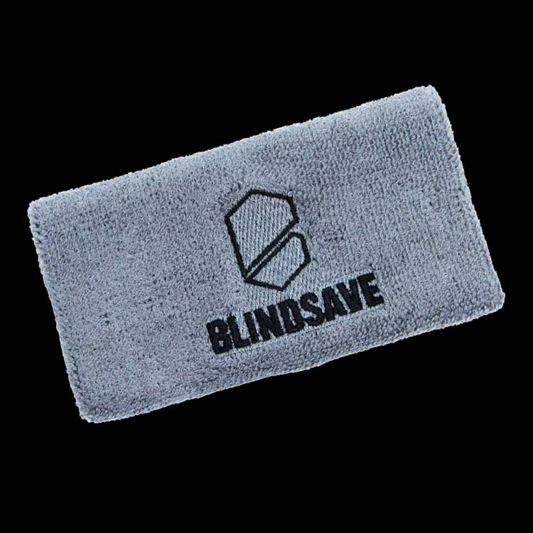 Blindsave Wristband Rebound Control grey