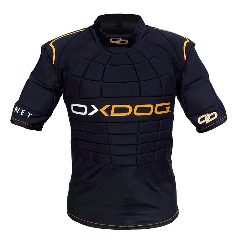 OXDOG Goalieweste Blocker black/orange