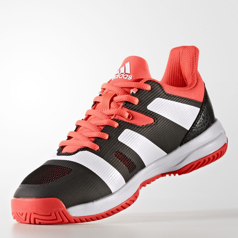 Adidas Stabil X Junior solar red/white/black