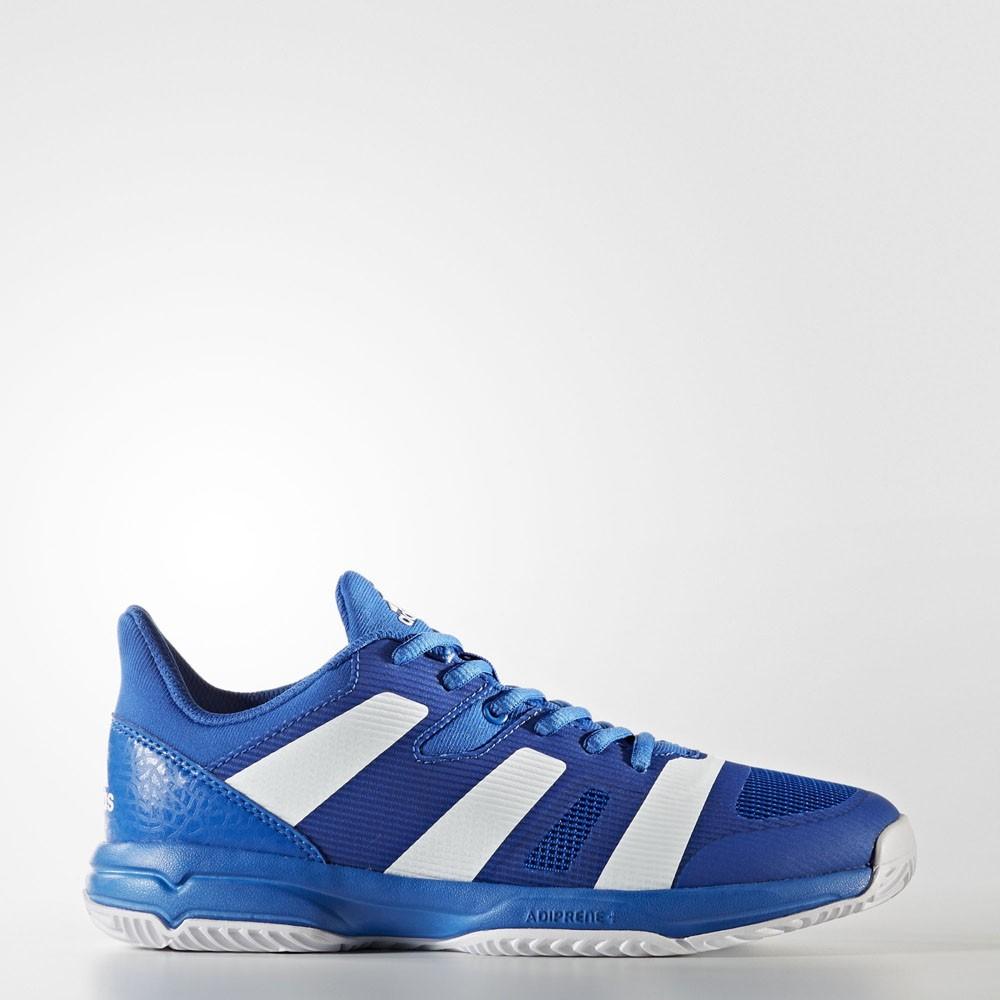 Adidas Stabil X Junior blue/white