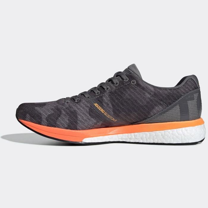Adidas adizero Boston 8 grey/orange