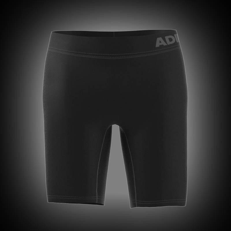 Adidas Alphaskin Tech Short Tight black