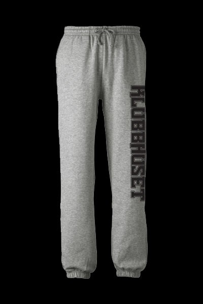 Klubbhuset College Pants Chicago grau