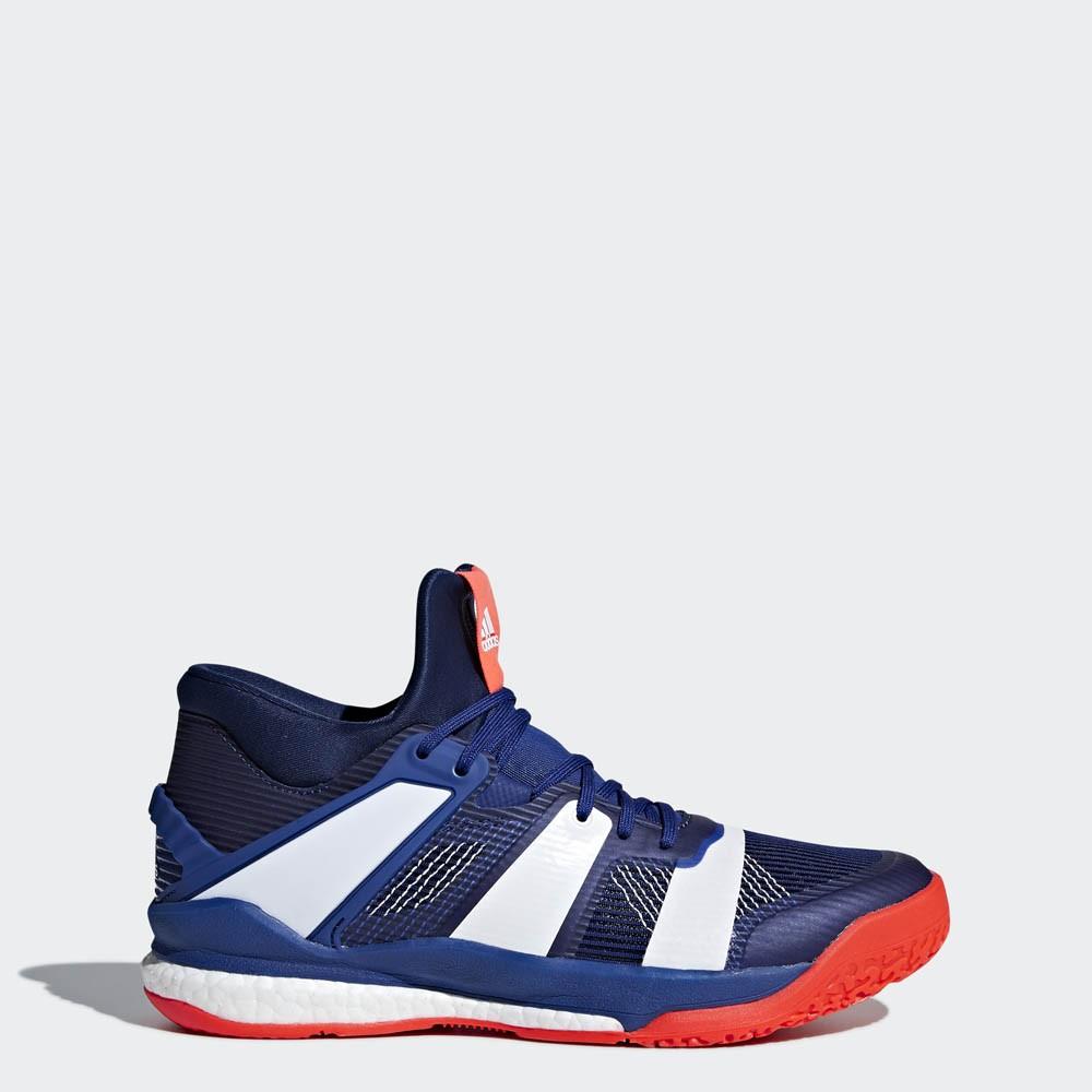 Adidas Stabil X Mid mystery blue