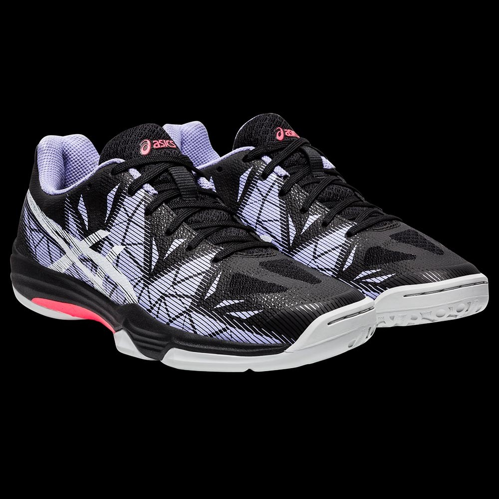 asics GEL FASTBALL 3 Lady black/white