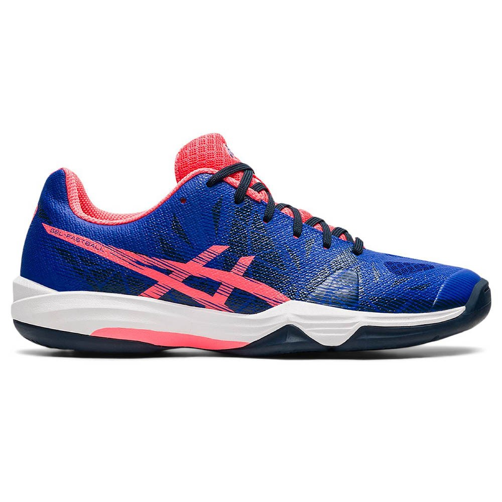 asics GEL FASTBALL 3 Lady blue/coral