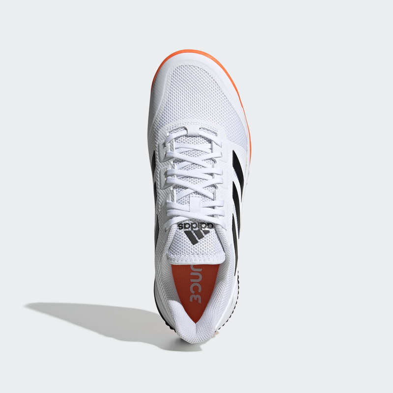Adidas Stabil Bounce Men white/orange