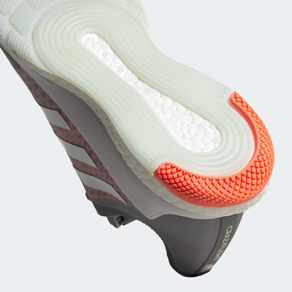 Adidas Crazyflight grey