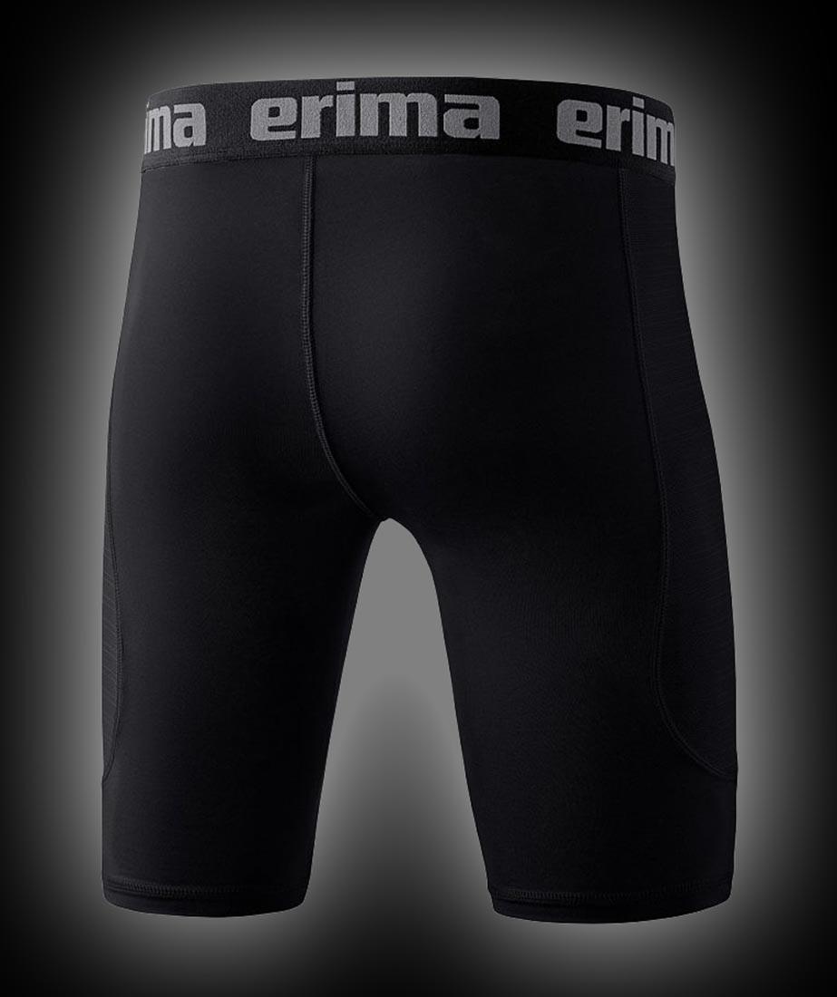 Erima Elemental Tight Short black