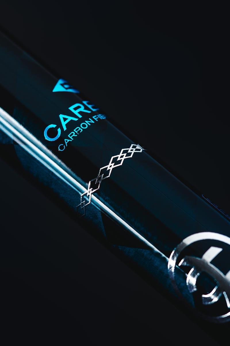 unihoc EPIC Carbskin 29 black/turquoise