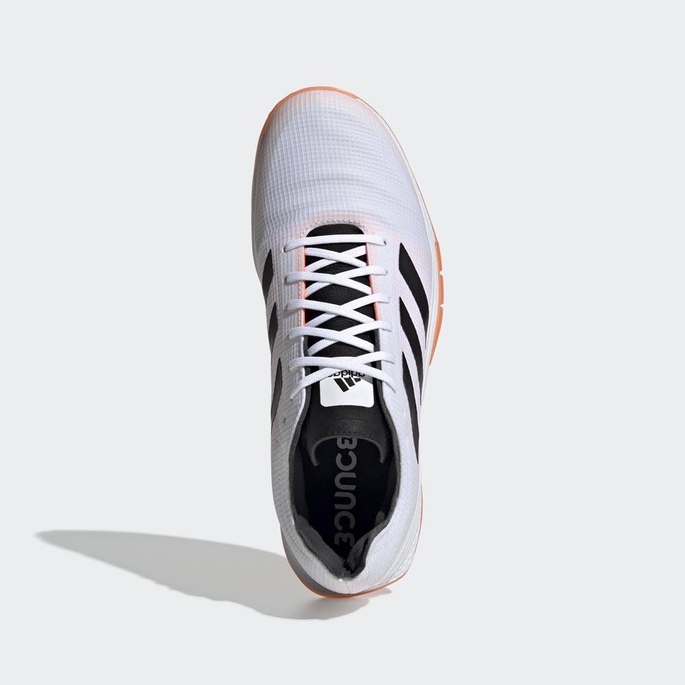 Adidas Counterblast Bounce white/orange