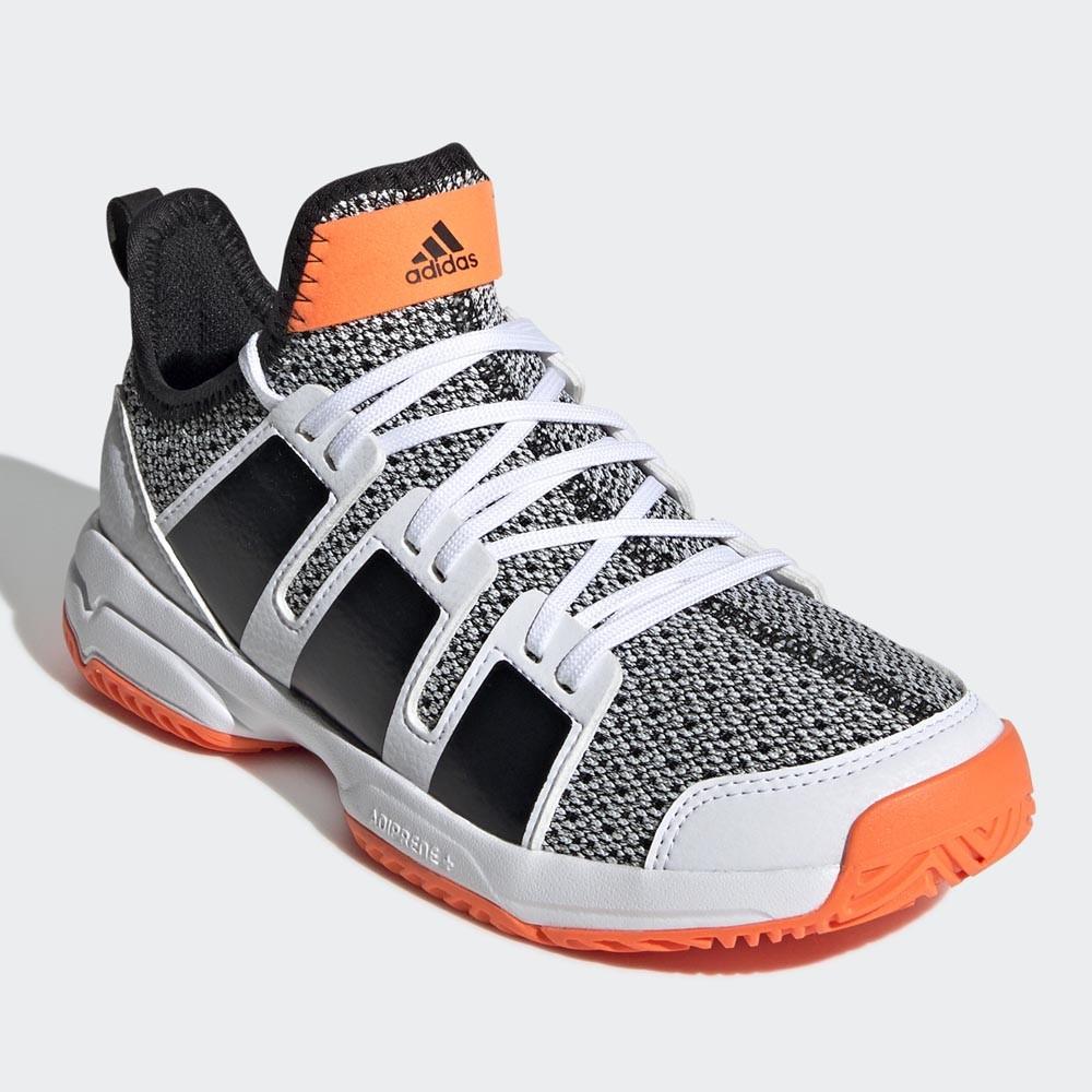 Adidas Stabil Junior white/orange