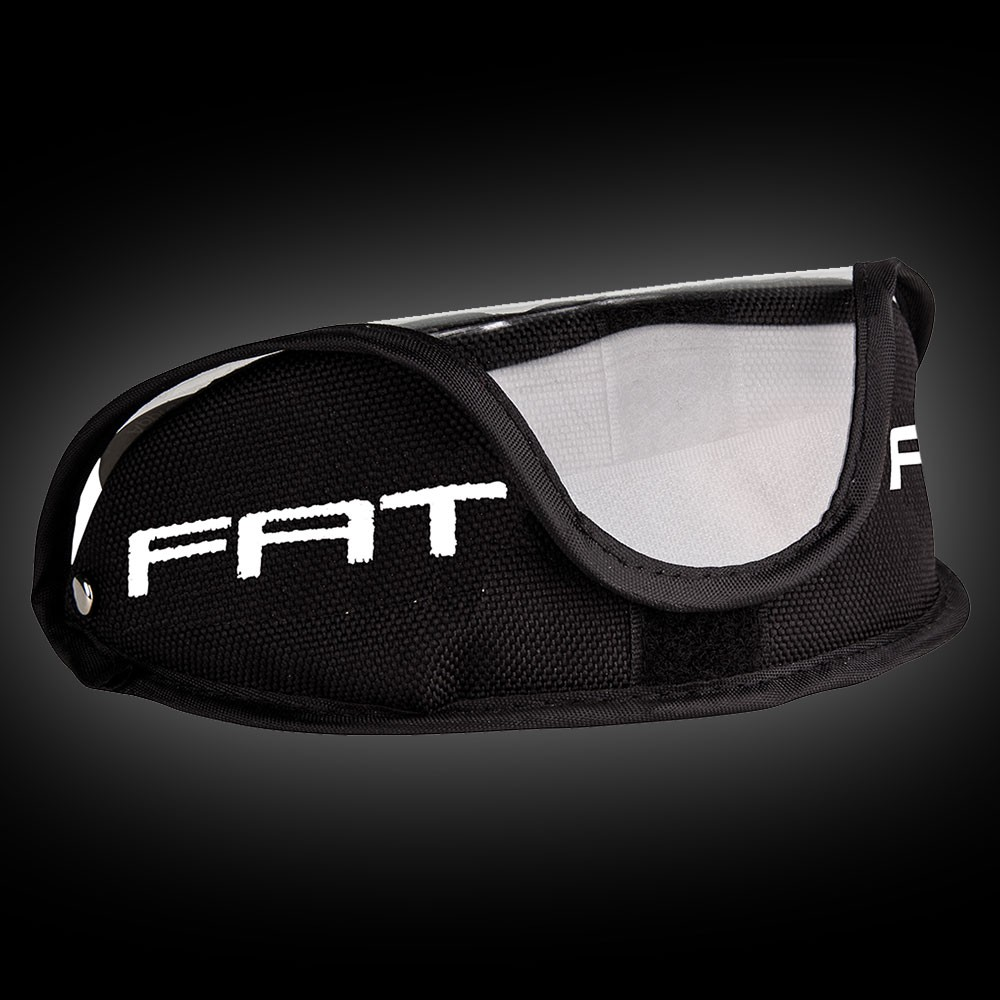 Fatpipe Sportbrille Protective Senior schwarz/orange