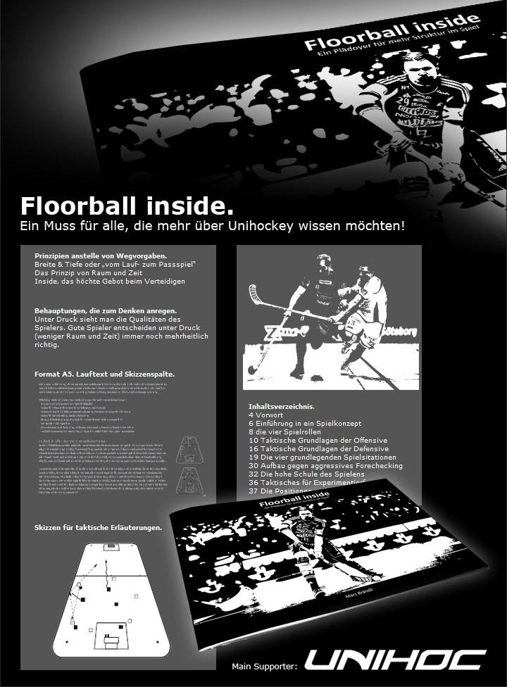 Floorball inside - ein Plädoyer für mehr Struktur im Spiel