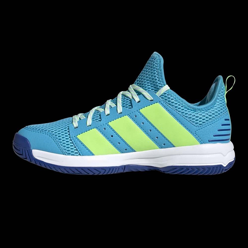 Adidas Stabil Junior cyan/green/blue
