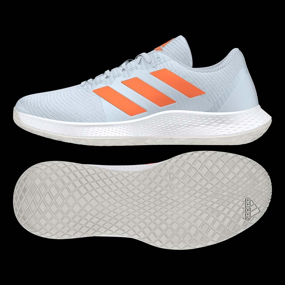 Adidas Adizero ForceBounce Women sky tint/orange
