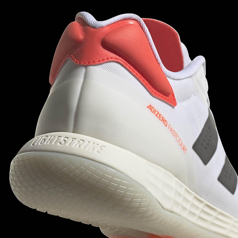 Adidas Adizero FastCourt 2.0 Men white/solar red