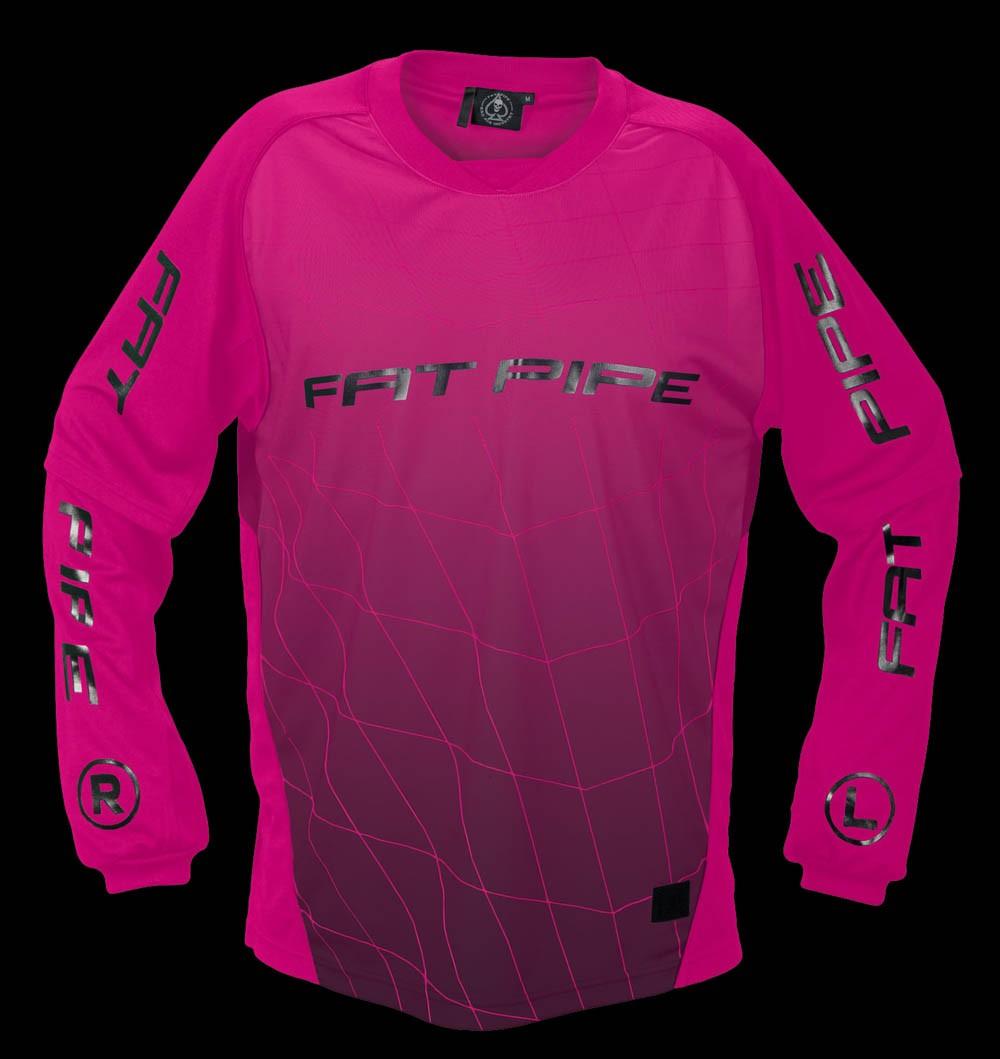 Fatpipe Goalieshirt Pro pink