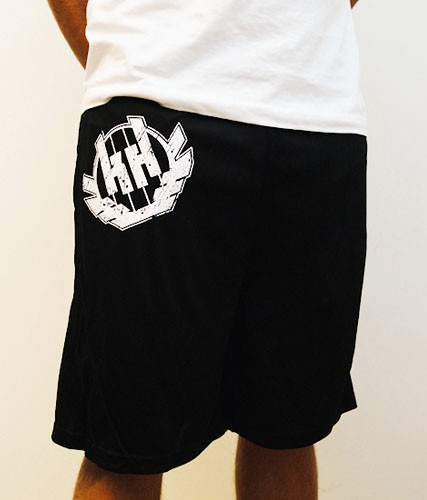 Klubbhuset Shorts New York black