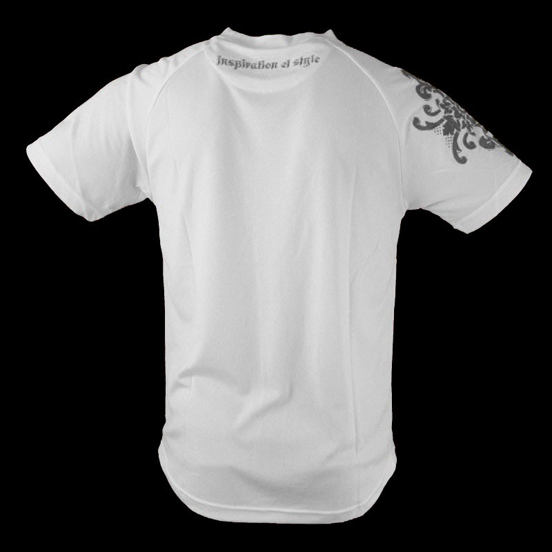 Louis XIV T-Shirt Training blanc argent