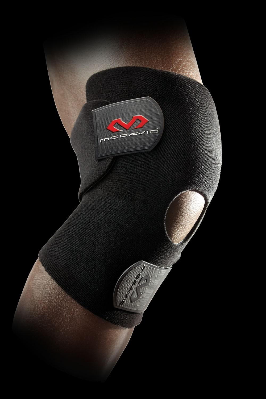 Mc David Kniebandage Universal Patella mit Velcroband