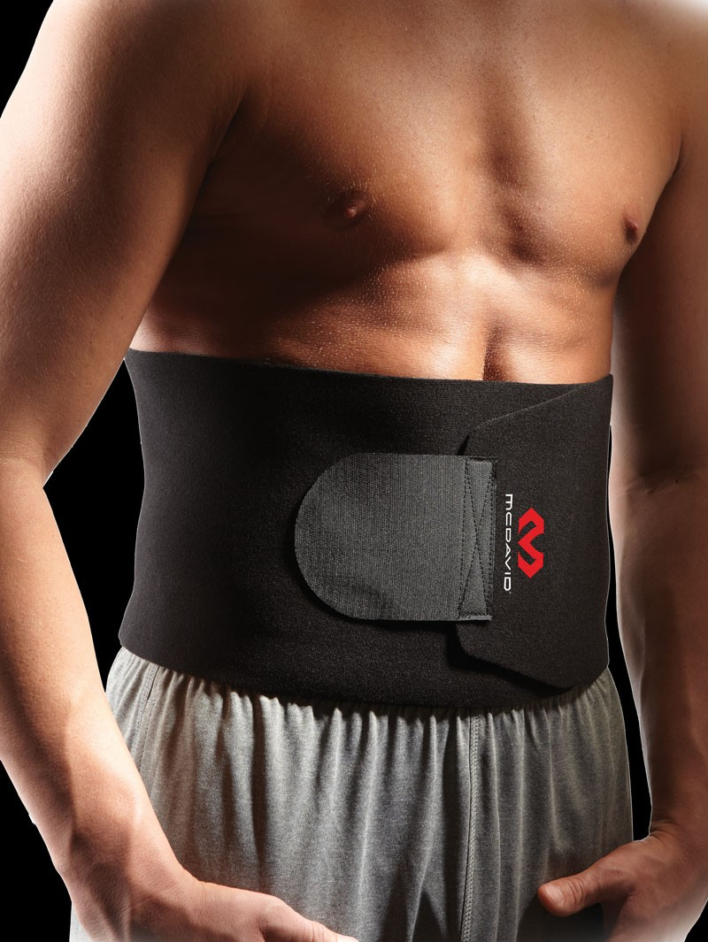 Mc David Rückenbandage mit Velcroband