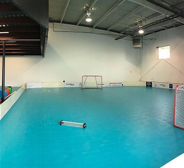 My Floorball Flooring Boden (18 Stück)