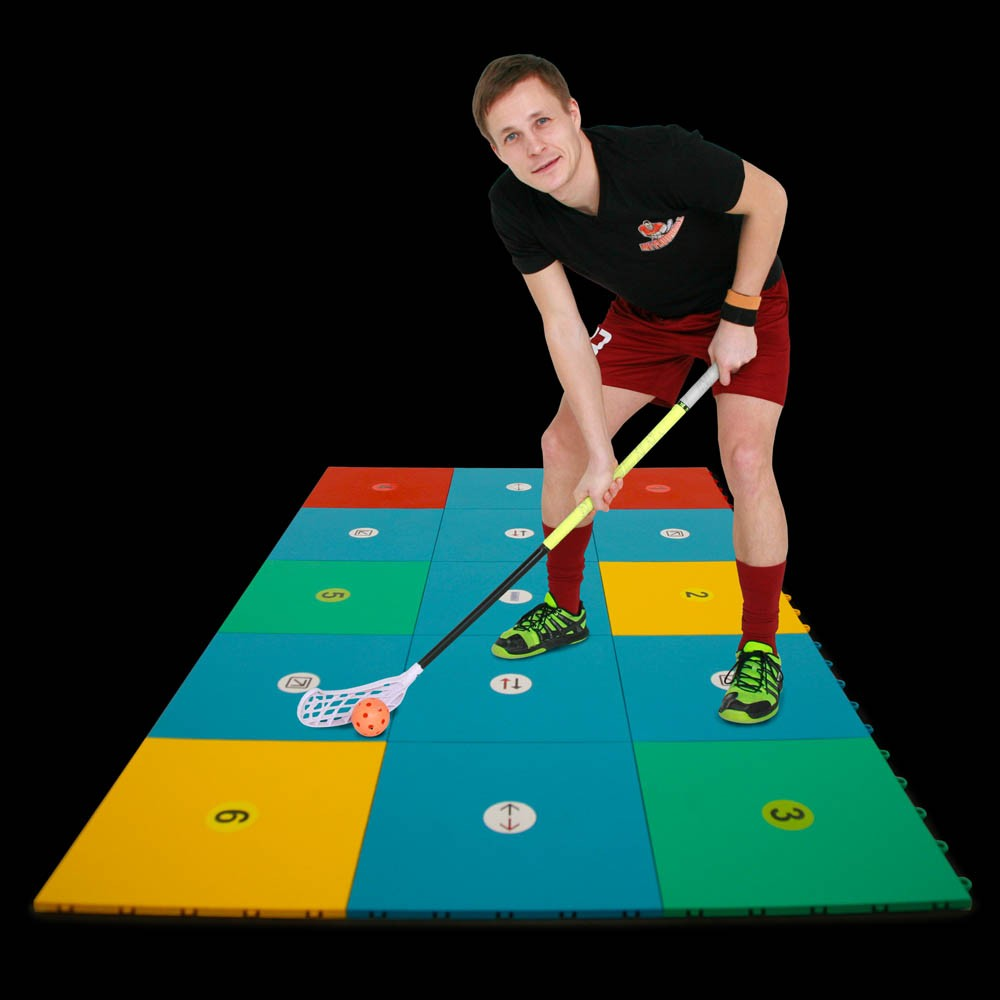 My Floorball Skills Zone