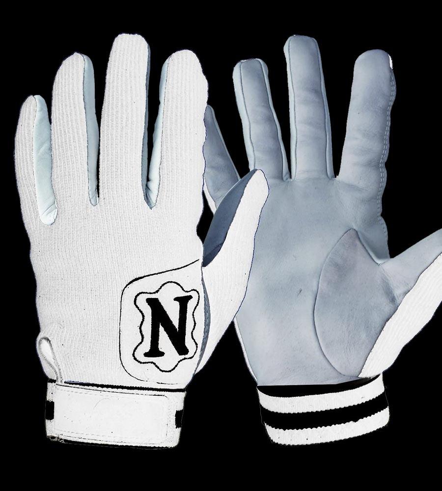 Neumann Goaliehandschuhe weiss