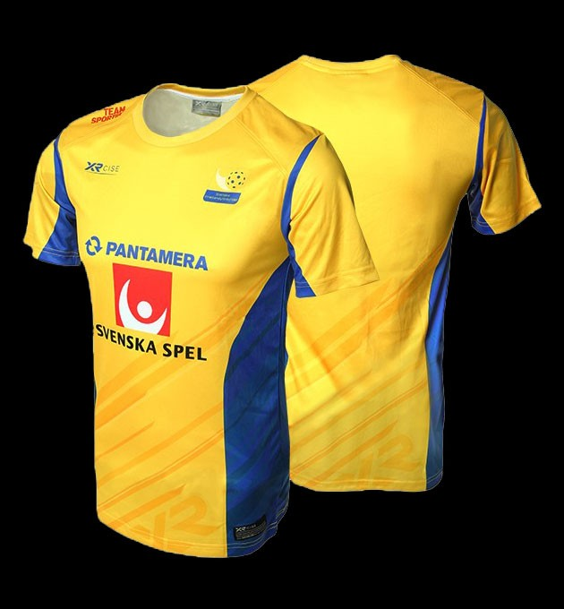 Official World Cup Matchdress Sweden