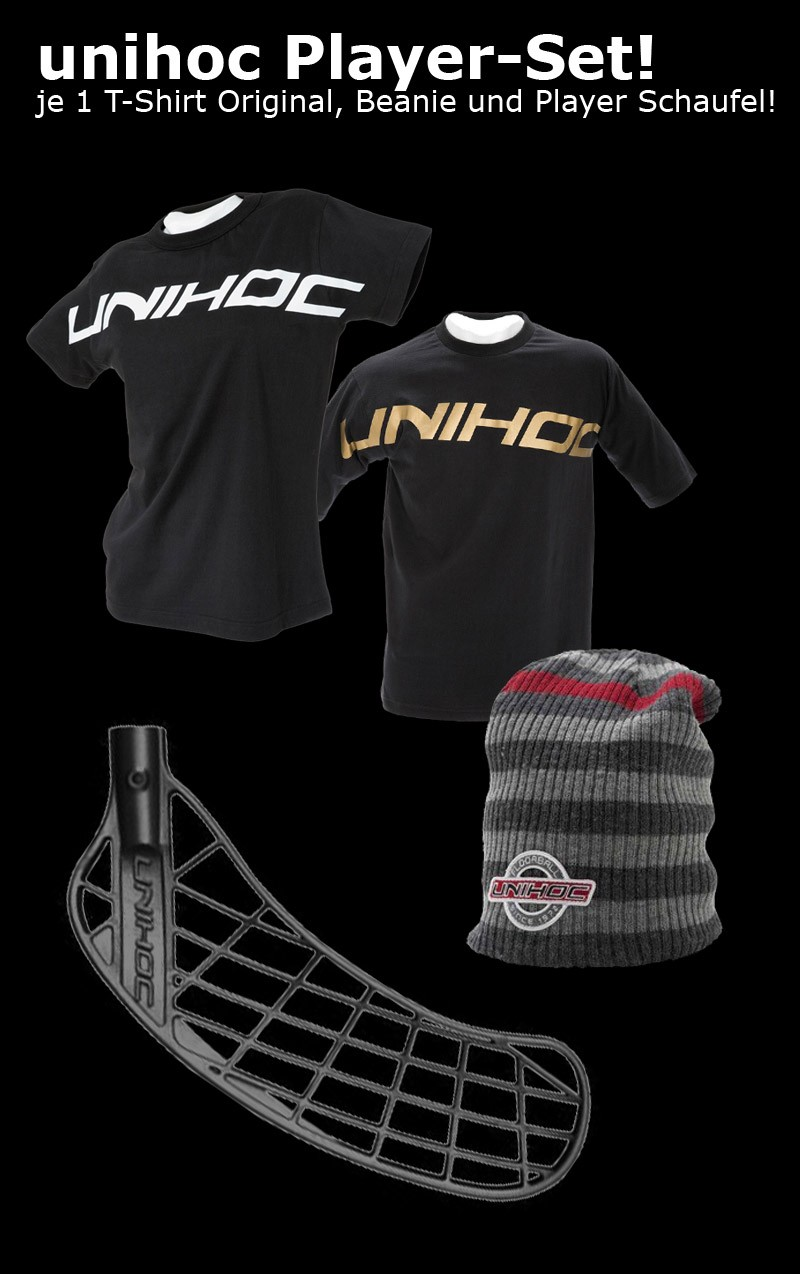 unihoc Player-Set