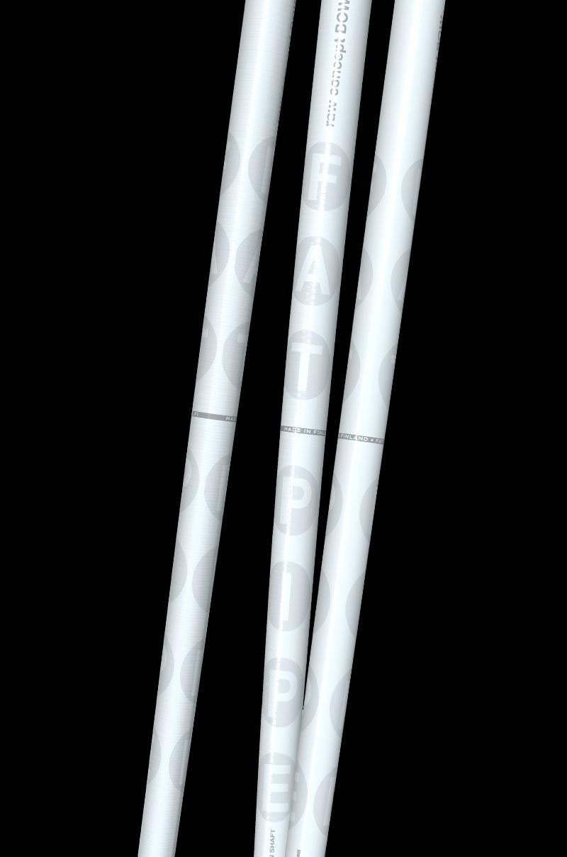 Fatpipe RAW Concept Bow 28 PWR white
