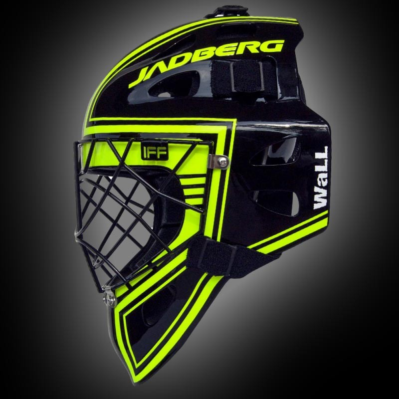 Wall Mask Jadberg Reaver black/yellow