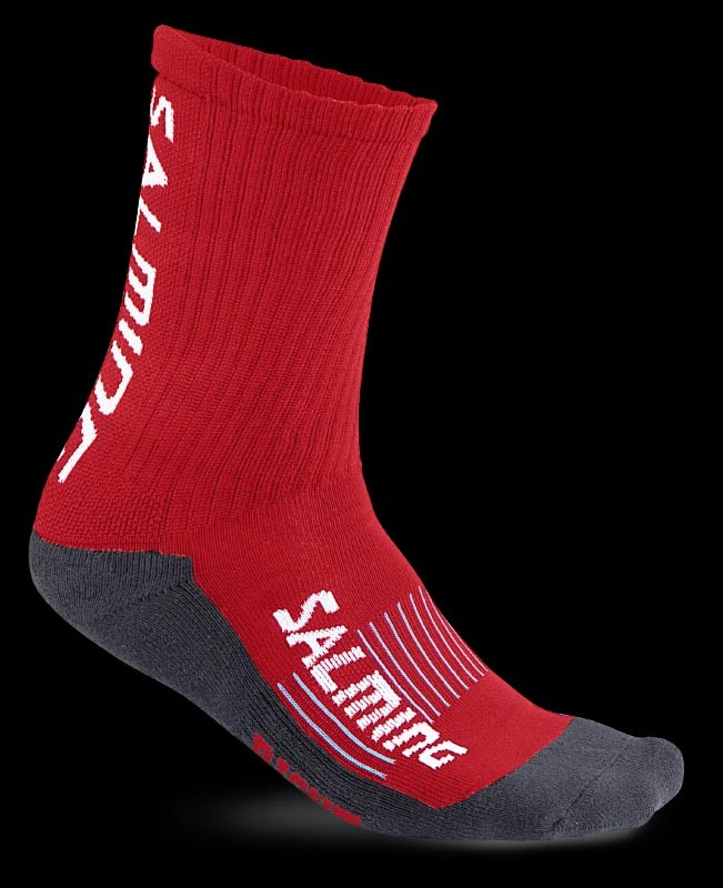 Salming Advanced Indoor Sock red