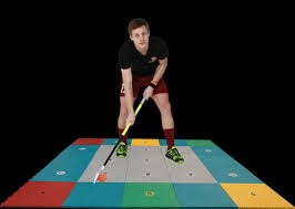 My Floorball Skill Zone 360
