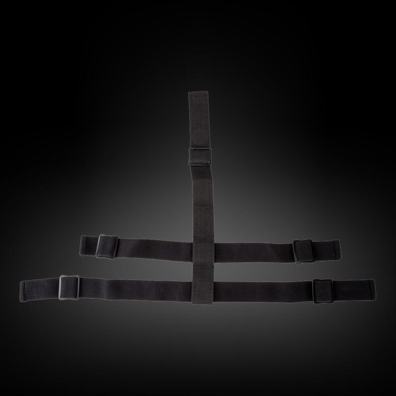 Fatpipe Ersatzriemen (strapes & buckles)