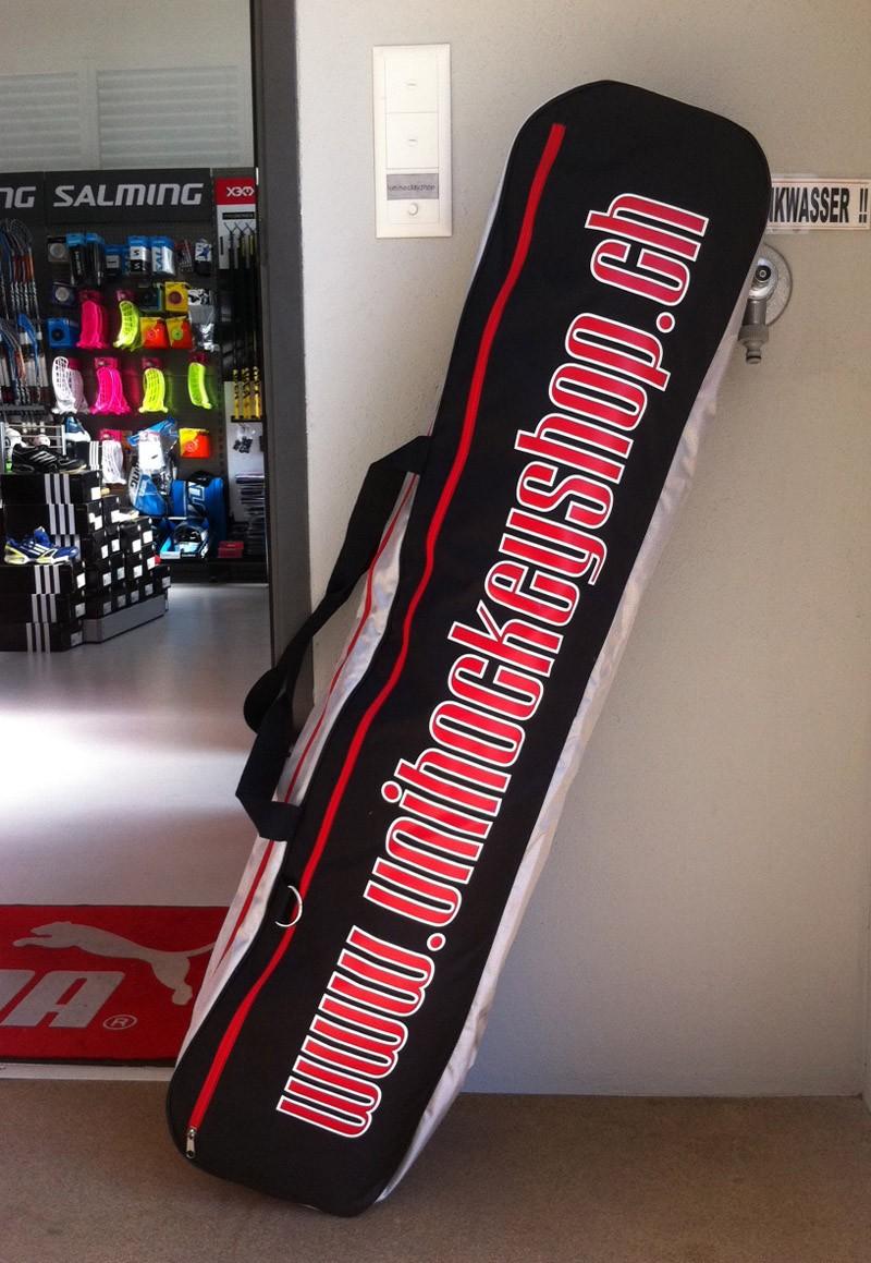unihockeyshop.ch Toolbag Pro schwarz-silber