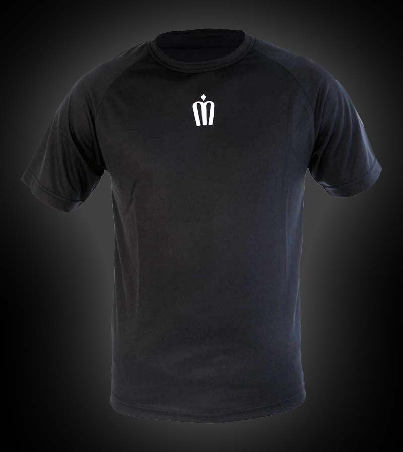 unihockeyshop.ch Training Tee Crown black