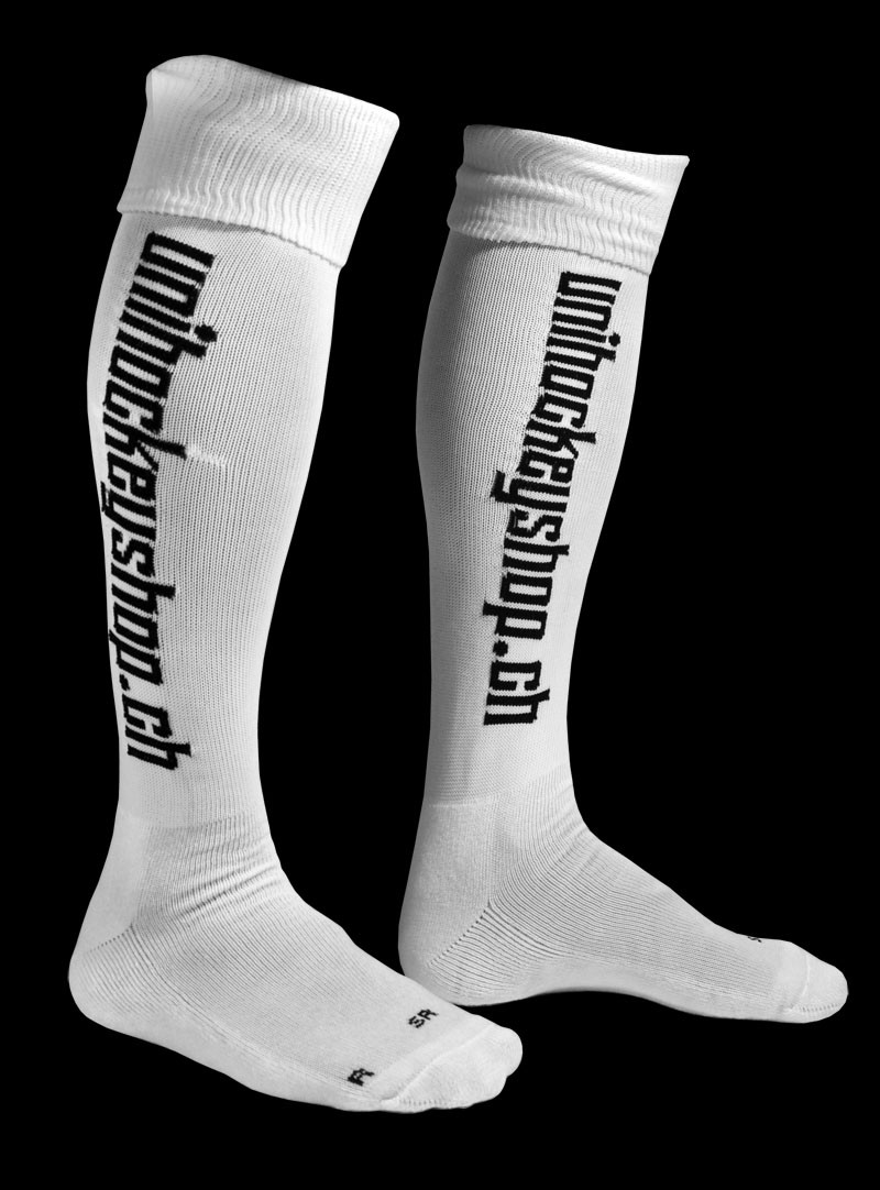 unihockeyshop.ch Player Socks white
